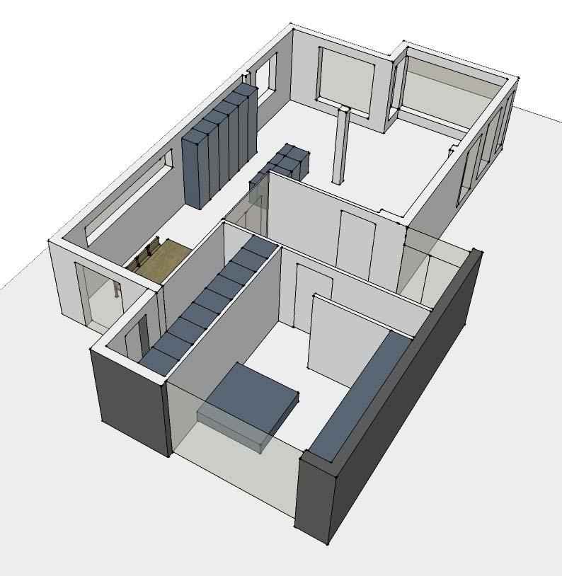 uitbreiding woonhuis