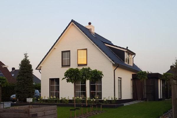Nieuws: uitbreiding en verbouwing woonhuis IJsselmuiden afgerond