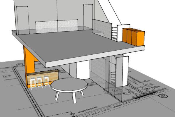 Nieuwe opdracht: interieur GOsensit