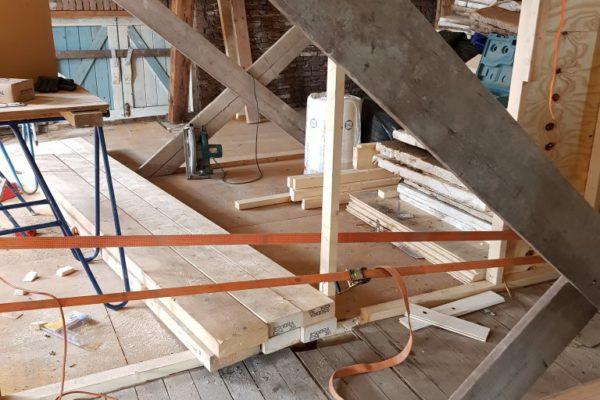 Nieuws: start renovatie woonboerderij