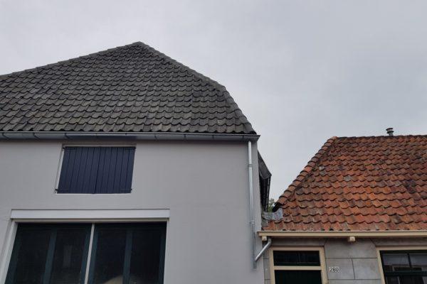 Woonboerderij onder dak