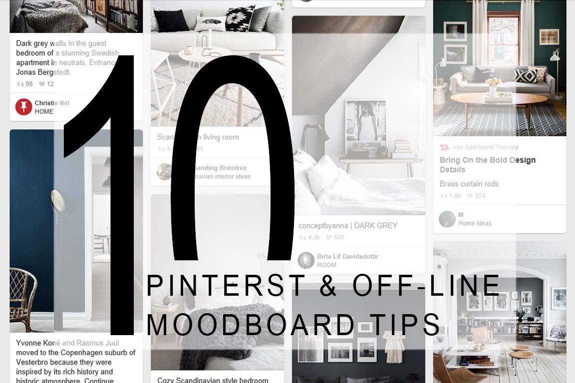 Studio Stoel pinterest & moodboardtips 2
