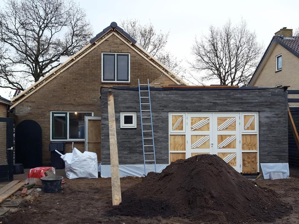 architect Kampen Zwolle verbouwen uitbreiding woonhuis