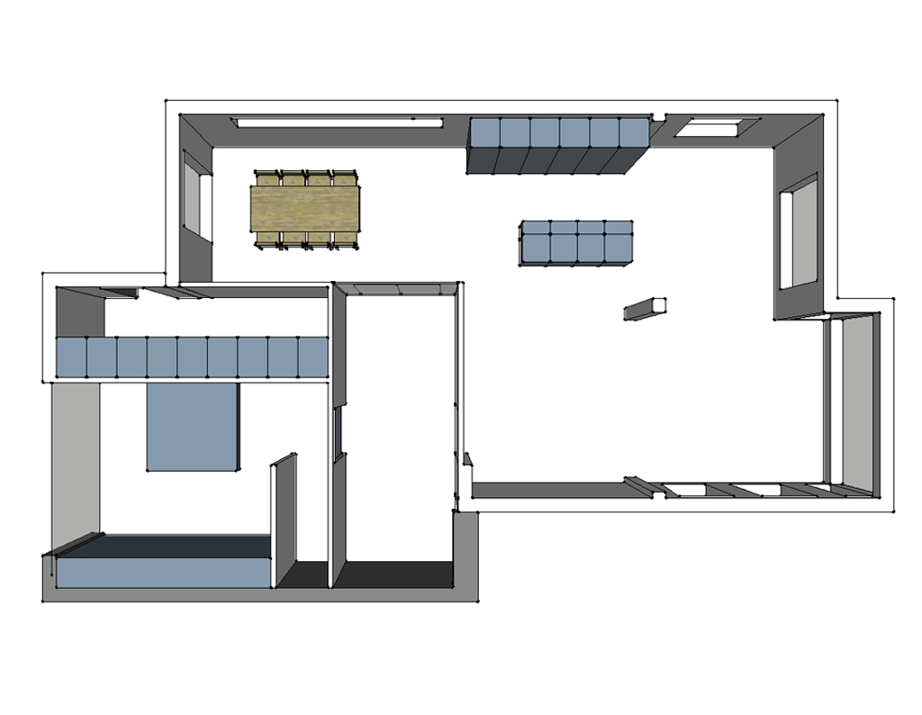 studio stoel_architect_interieurarchitect_kampen_zwolle_sketchUp_beginnen