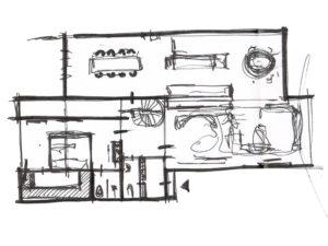 Uitbreiding van een woonhuis waar één ingreep zeven oplossingen bood.