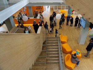 Nieuwe bibliotheek Zwolle!