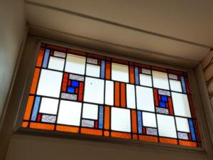 Het interieur van een interieurarchitect