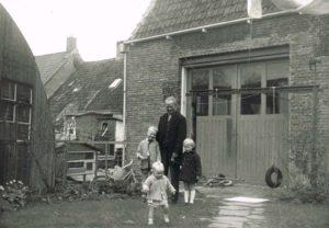 Verbouwing woonboerderij deel 3: Oude foto's